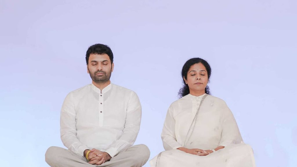 SRI PREETHAJI & SRI KRISHNAJI – The Ekam Enlightenment Festival 2019 – CNBC-TV18