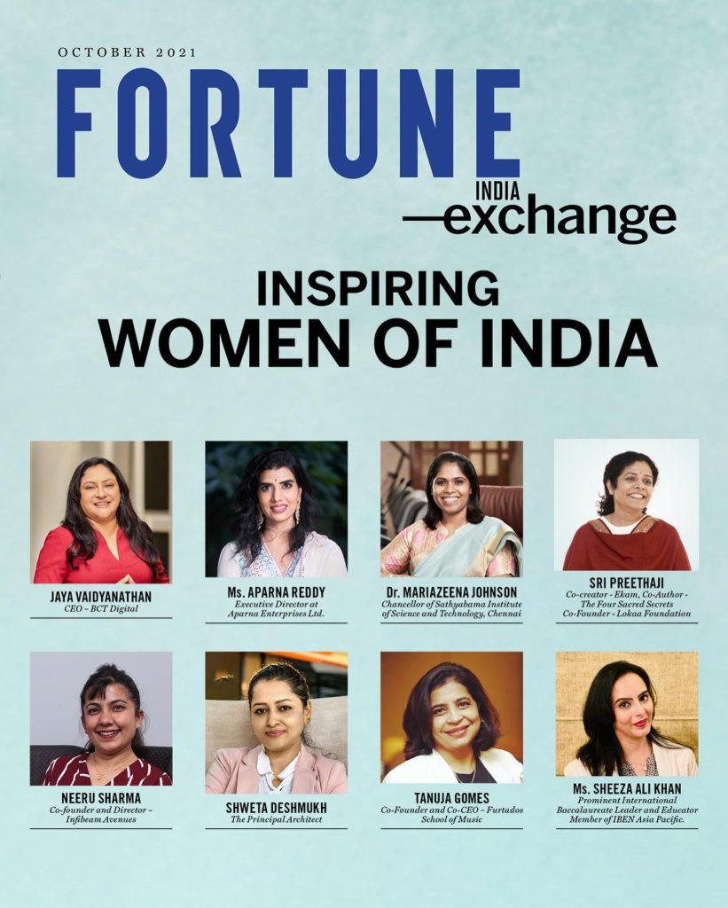 Sri Preethaji – Inspiring women of India